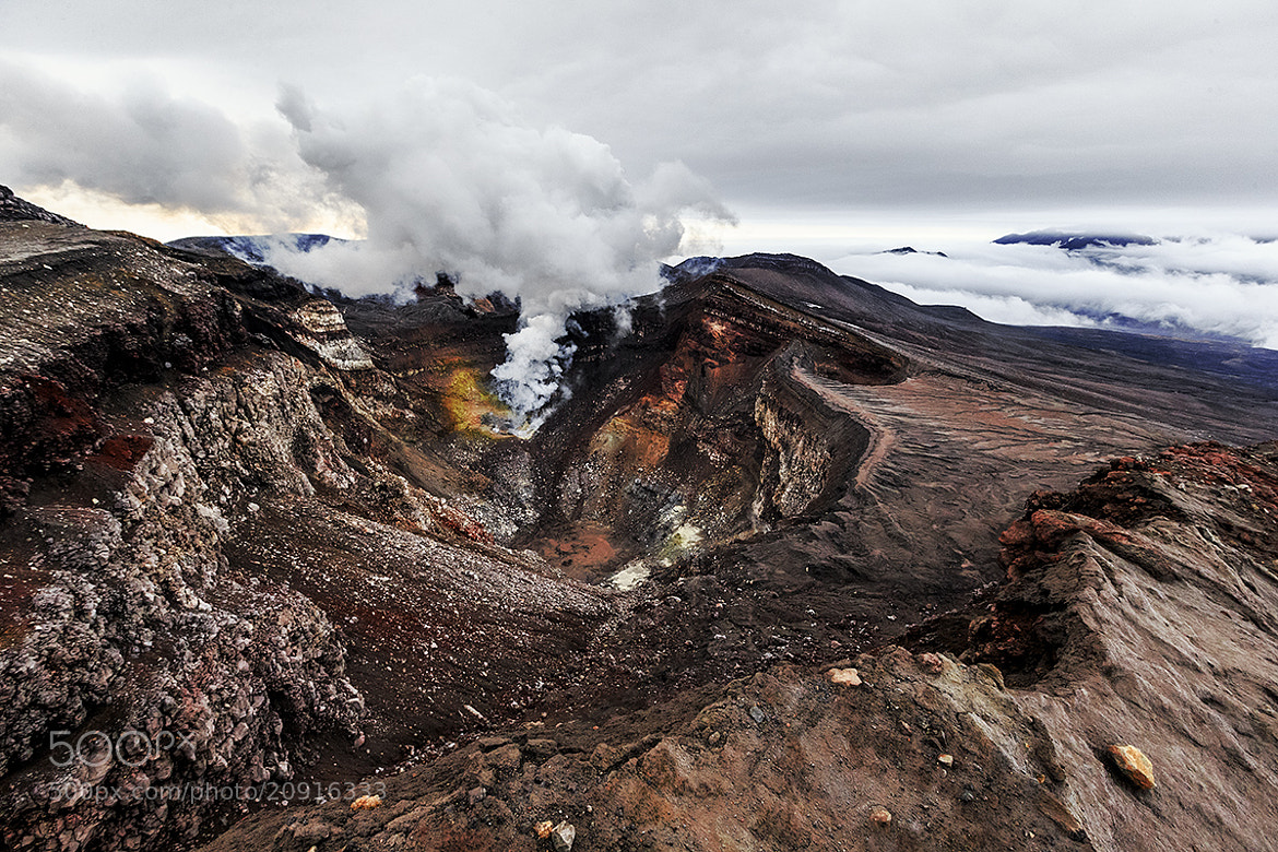 Photograph Gorely volcano by xflo : w on 500px
