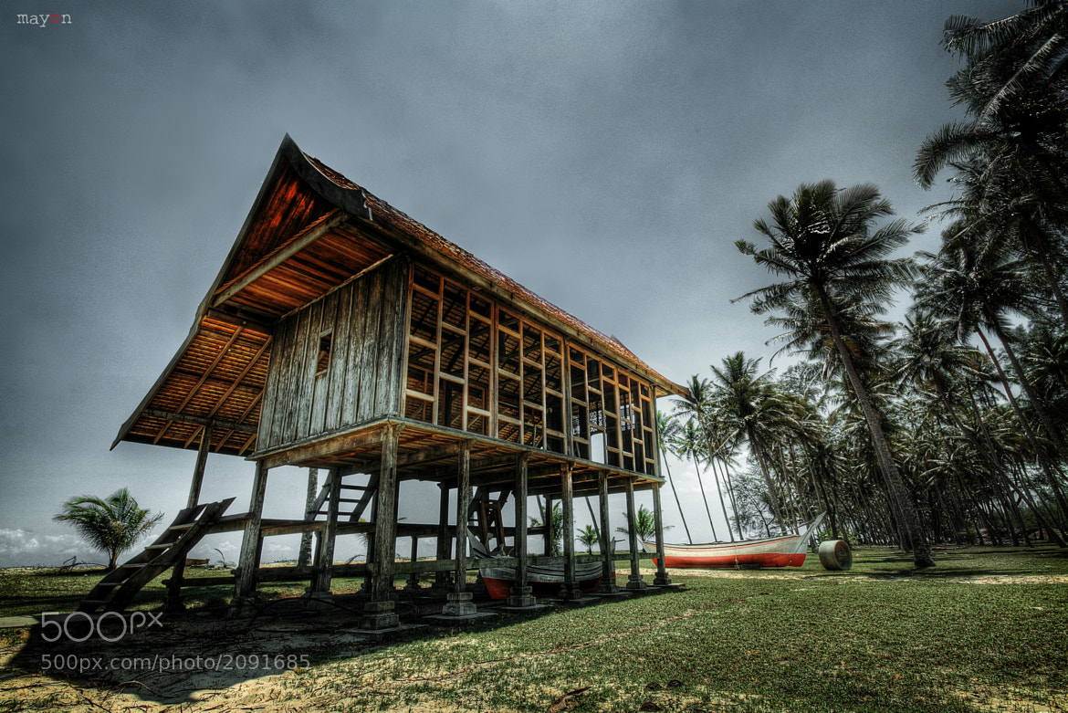Photograph Kampung Mangkuk by mayonzz on 500px