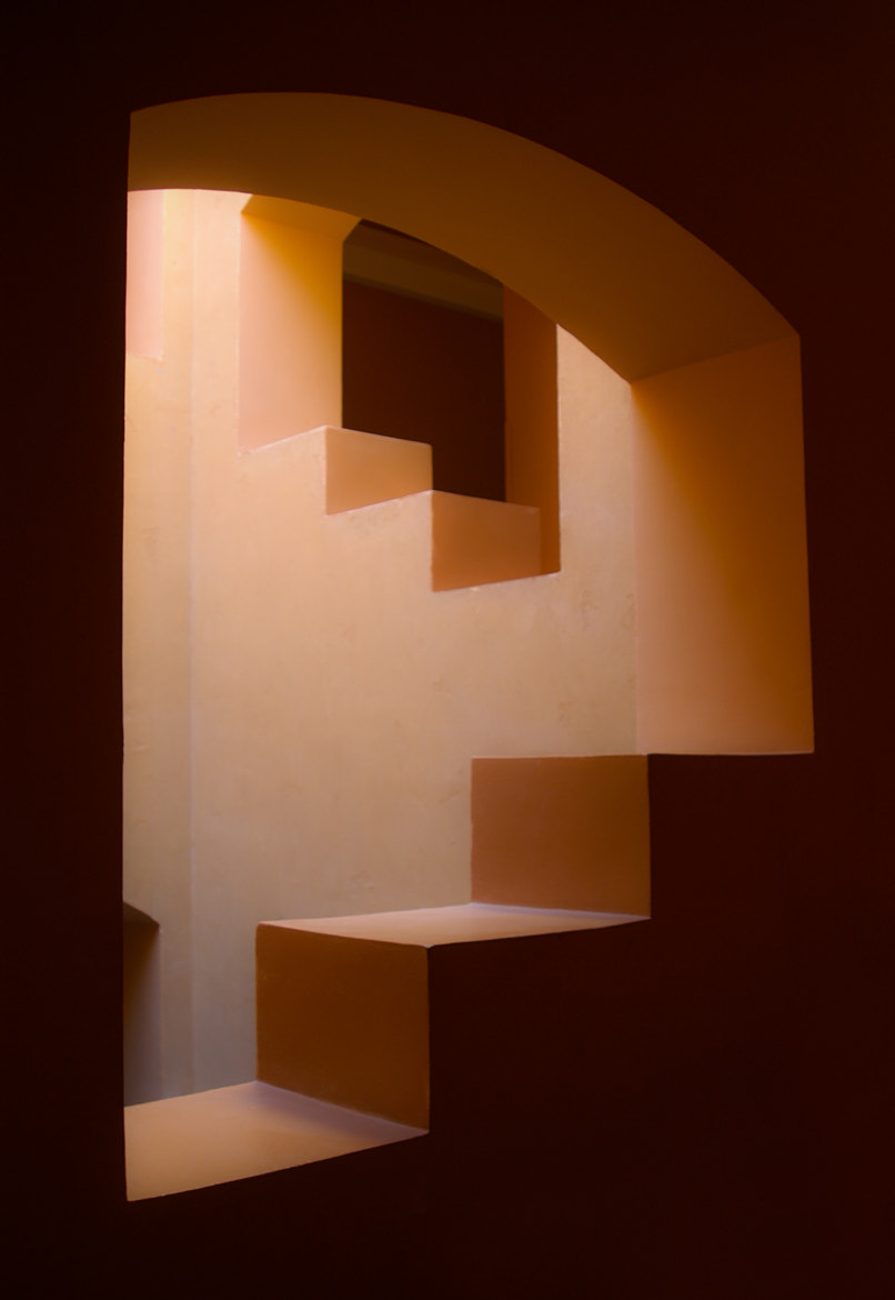 Photograph Staircase by Edmund Orzsik on 500px