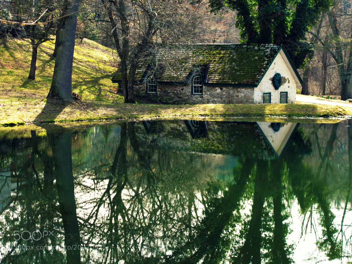 Photograph Spring House Pond by JC Shamrock on 500px