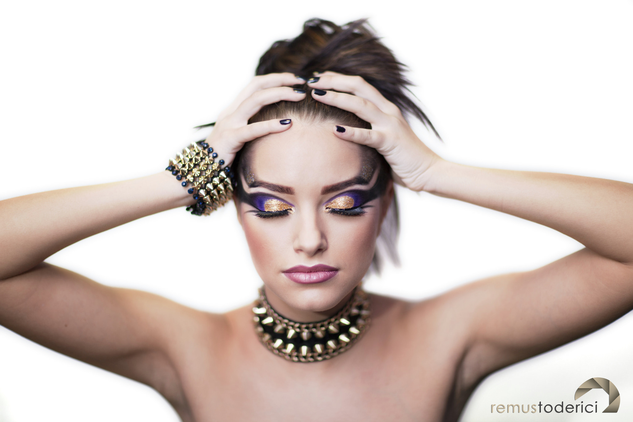 Photograph make-up by Remus Toderici on 500px