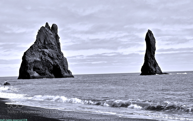 Photograph Vik (Iceland) by David Bargalló  on 500px