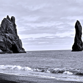 Vik (Iceland) by David Bargalló  (davidbargallo)) on 500px.com