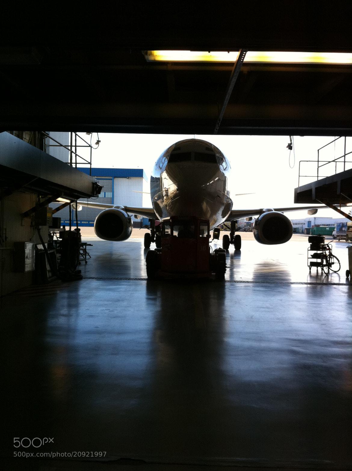 Photograph Hangar by David Zi on 500px