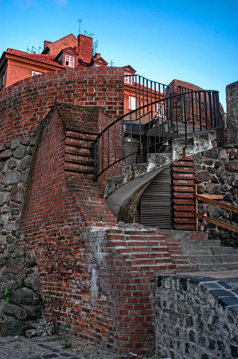 Photograph Stairs by Edmund Orzsik on 500px