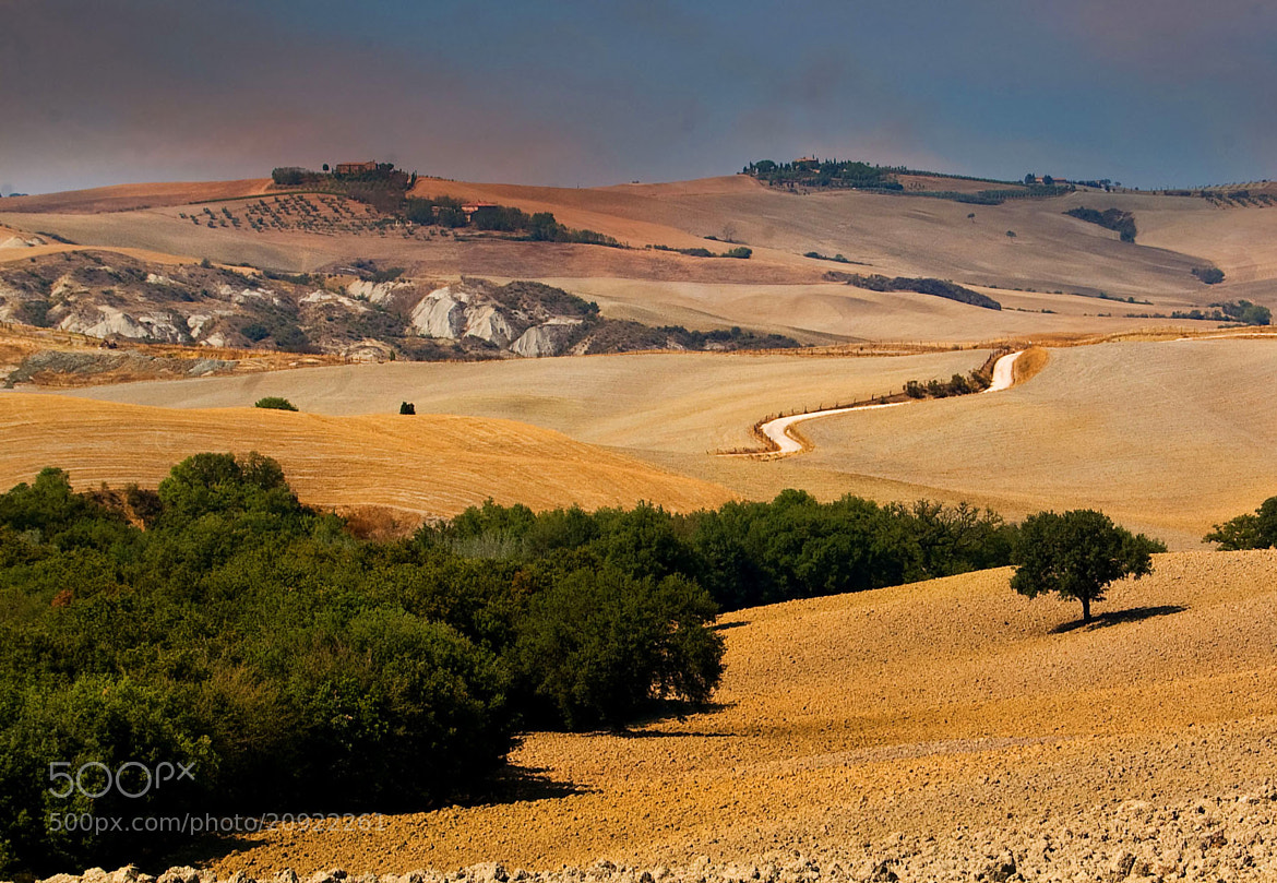 Photograph Land of tuscany by Stefano Crea on 500px