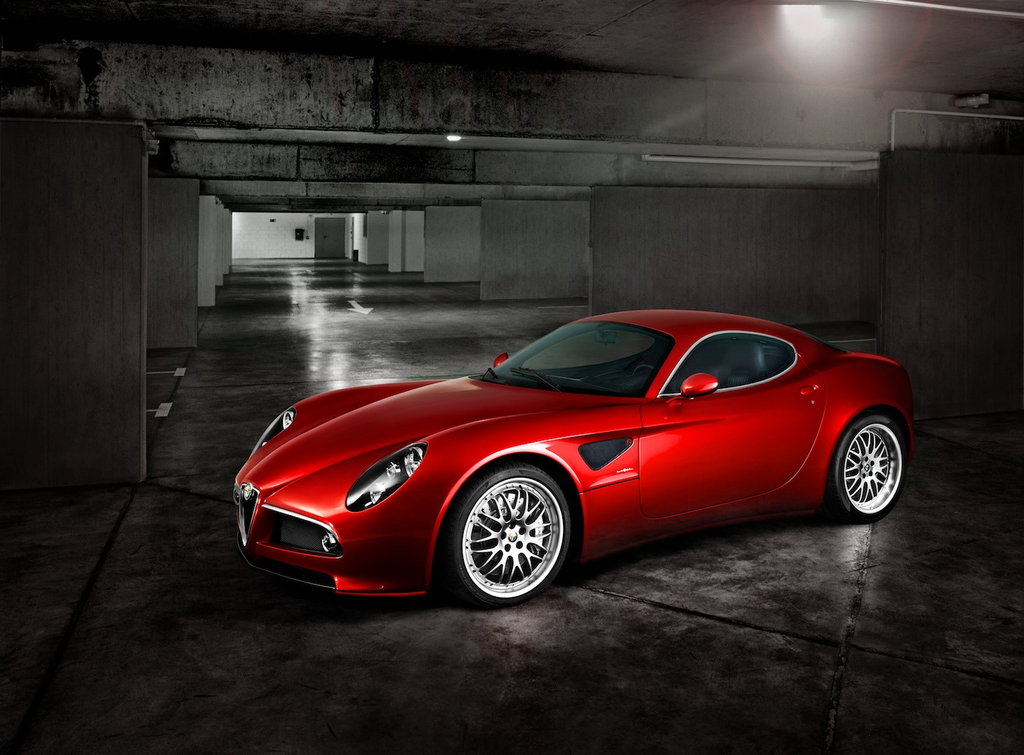 Photograph Alfa 8C by Artur Nyk on 500px