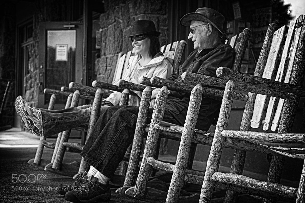 Photograph Relax by Ian McConnell on 500px