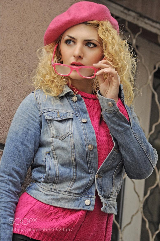 Photograph pink fashion by alina stancioiu on 500px