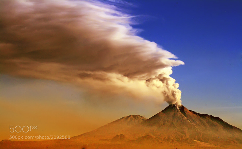 Photograph merapi eruption by teguh santosa on 500px
