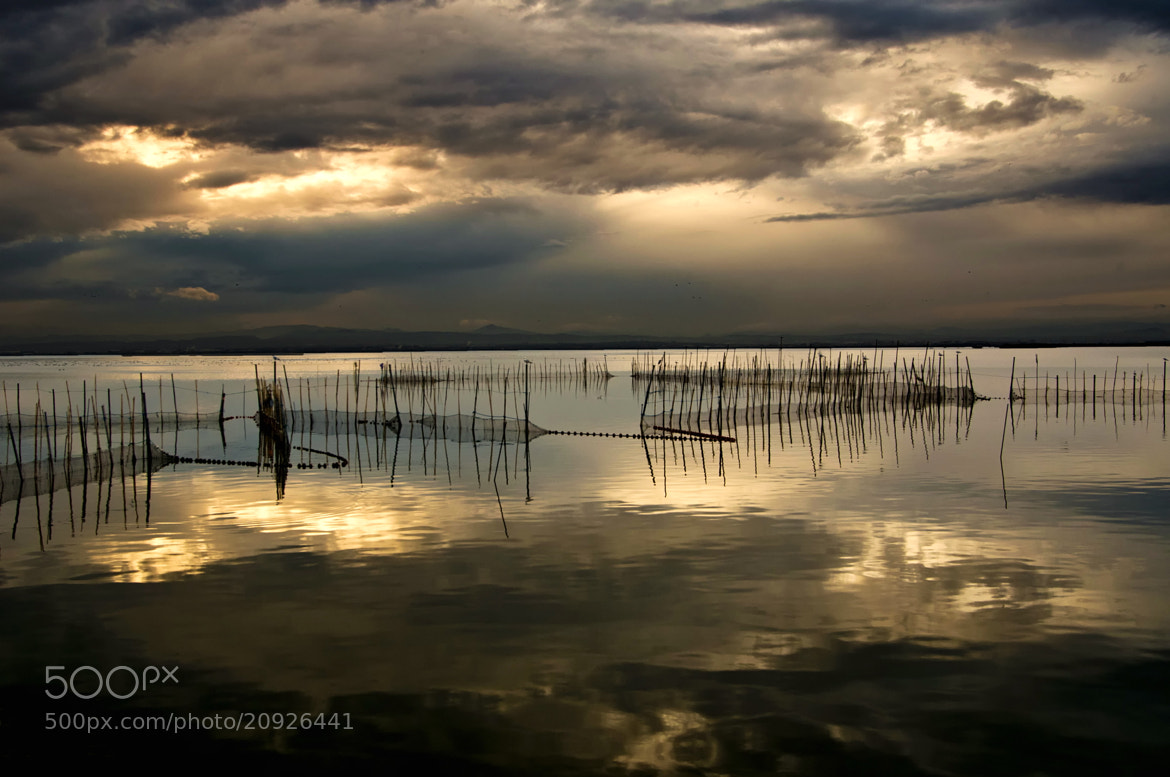 Photograph Agua y nubes by Enrique Aviñó on 500px