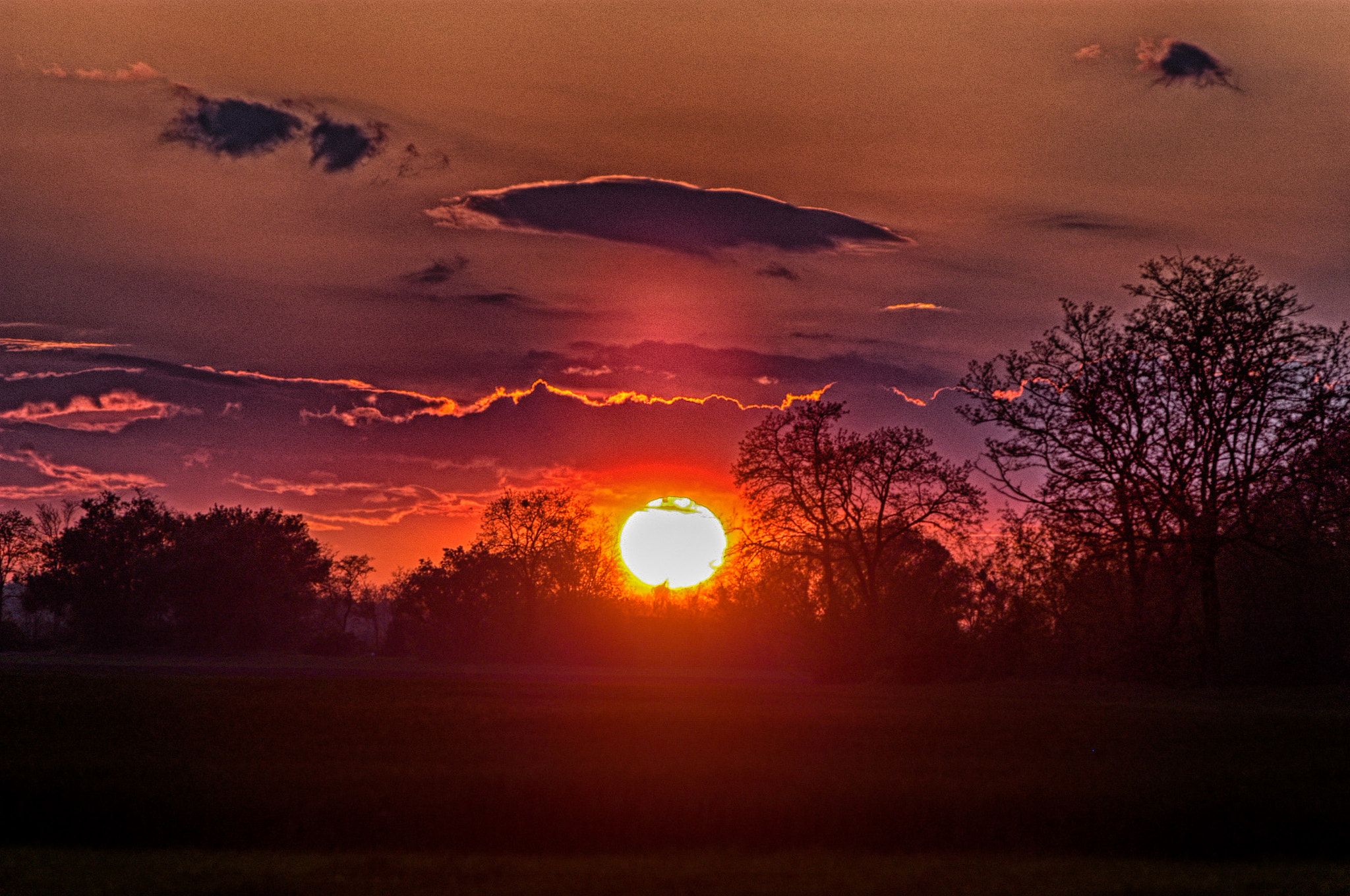 Photograph Sunset by Edmund Orzsik on 500px