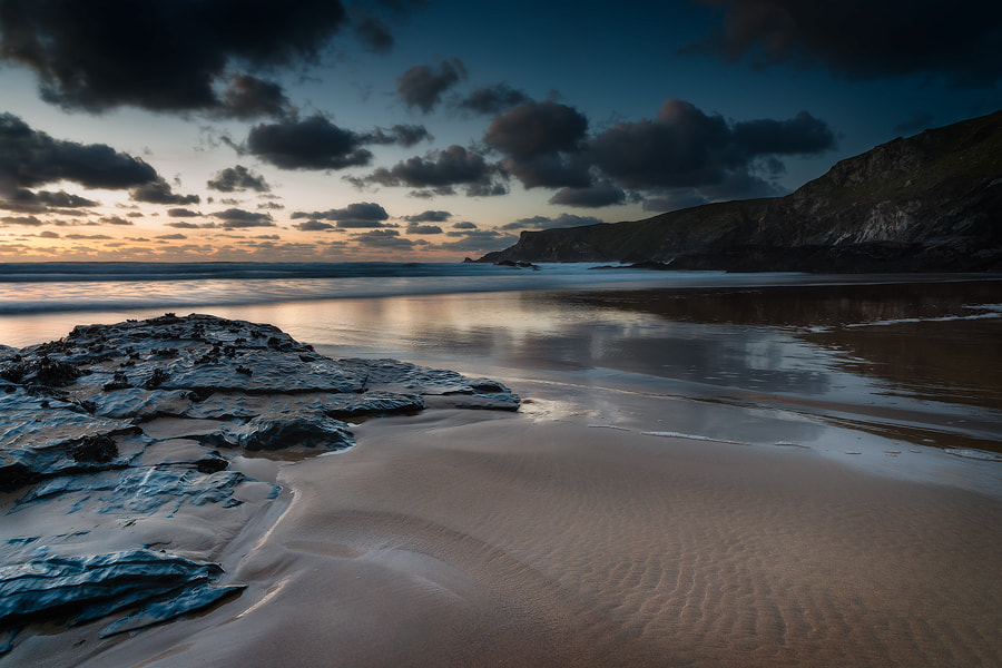 Photograph Diggorys Bay by Marc Elliott on 500px