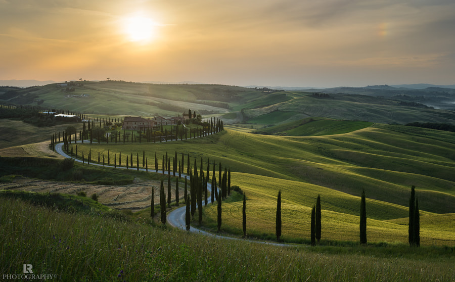 Tuscan Dream by Lorenzo Riva on 500px.com