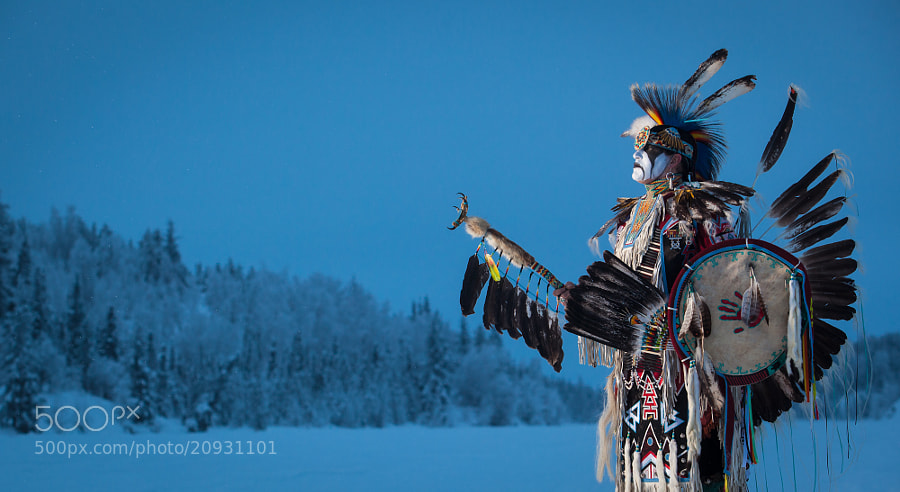 Photograph A Warrior's Song by Dave Brosha on 500px
