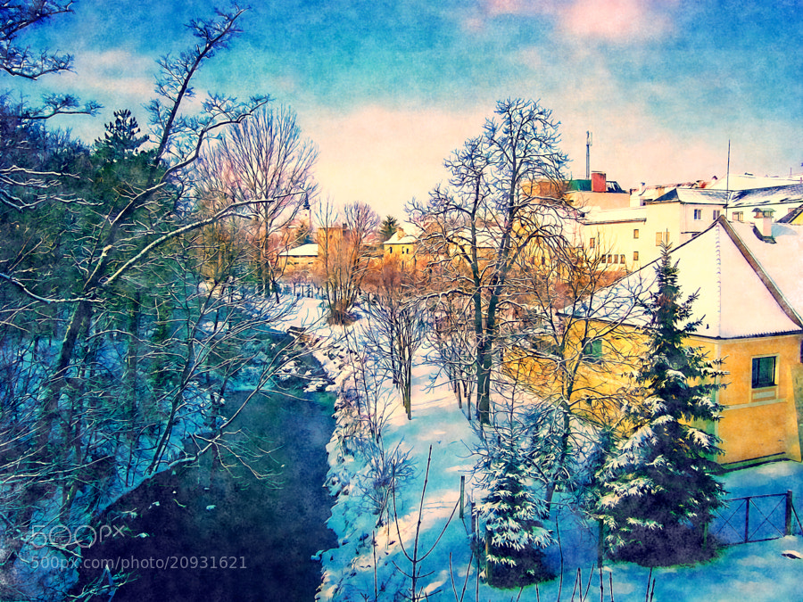 Winter In Horn III