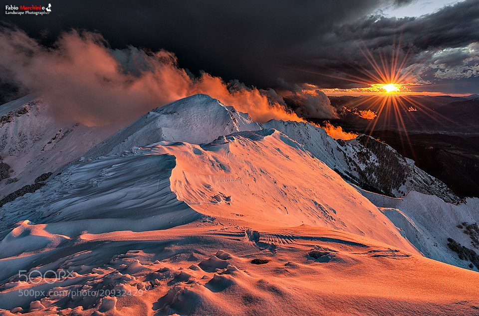 """Photograph """"Between Hell and Heaven"""" by Fabio Marchini on 500px"""