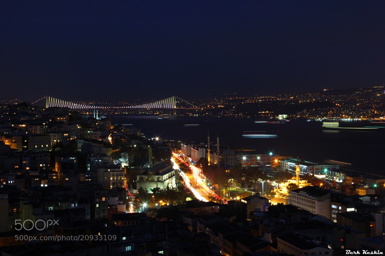 Photograph Map of Bosporus .. by Berk Keskin on 500px