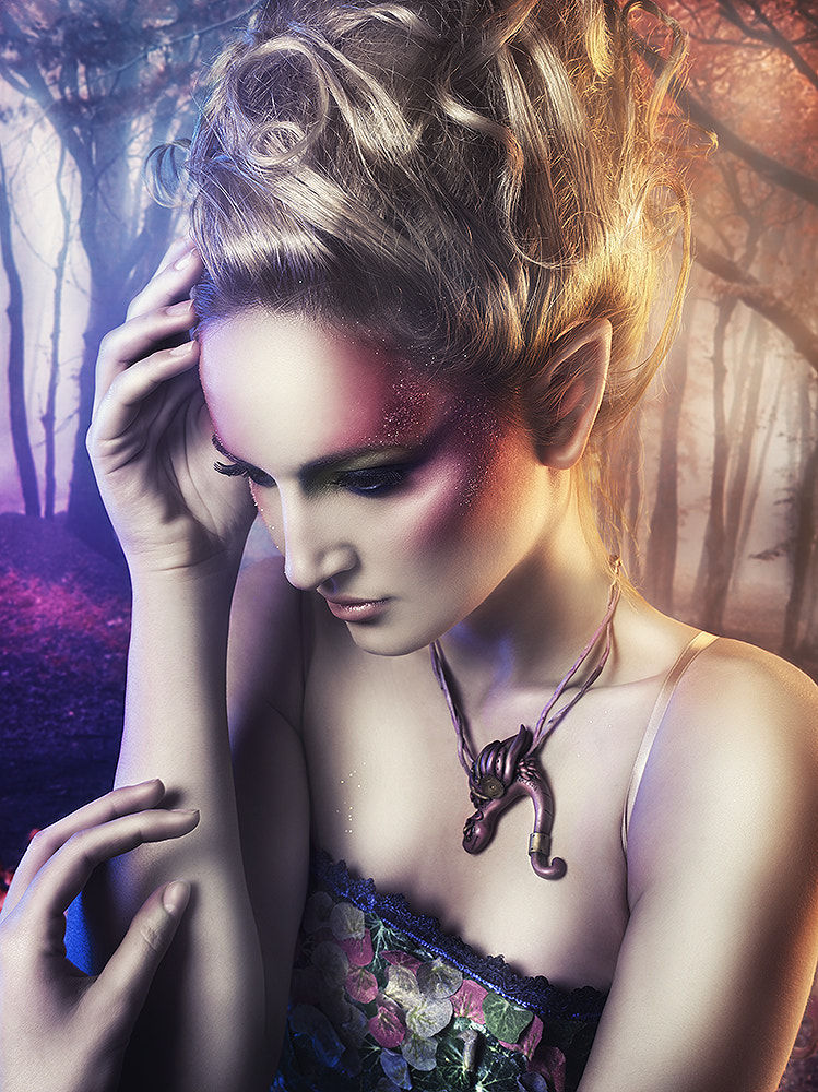 Photograph Faery by Rebeca  Saray on 500px