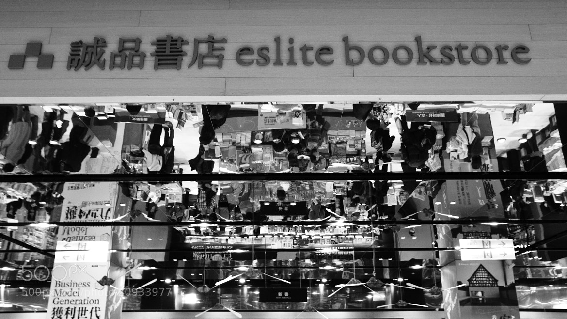 Photograph Taiwan Taipei Xinyi Eslite Bookstore by Hansen Ocean on 500px