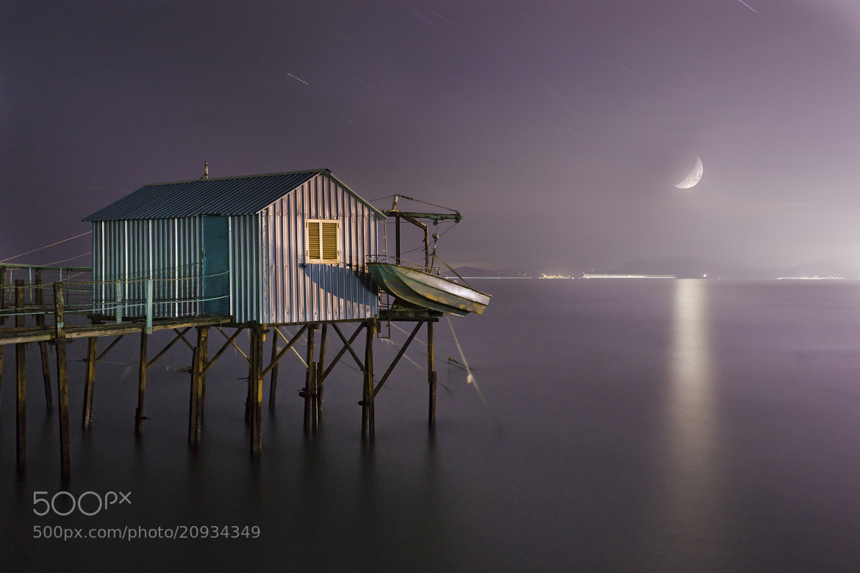 Photograph Perelli by Night by Lorenzo Capolupi on 500px
