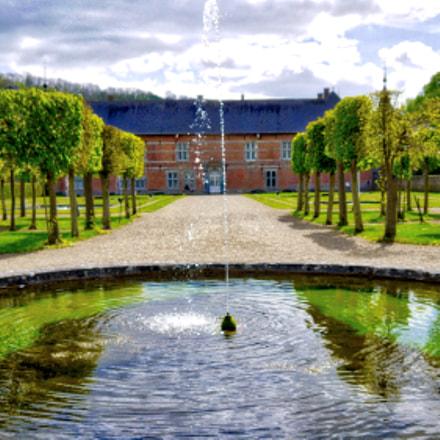 Château de Freÿr