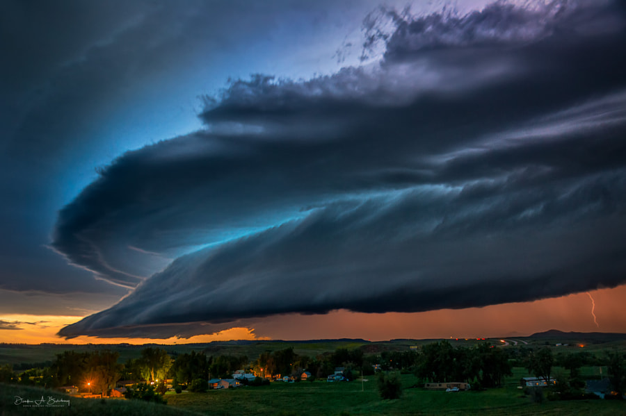 Andromeda Invasion by Derek Burdeny