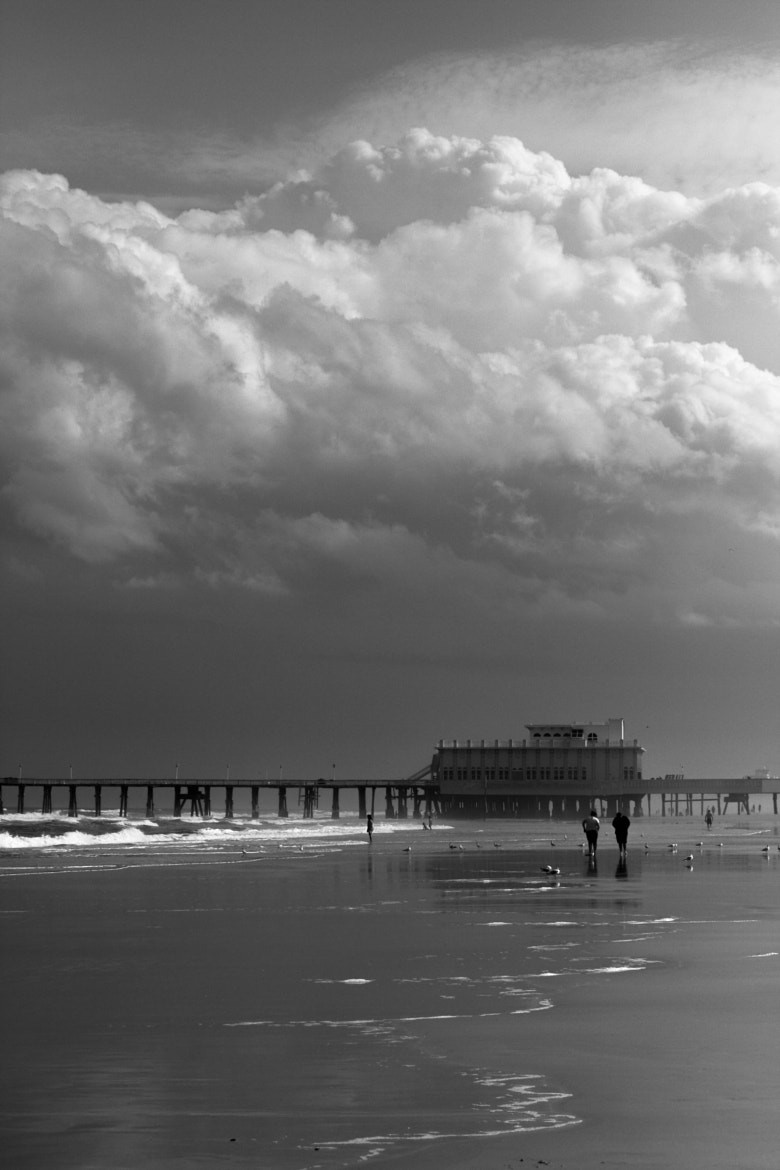 Photograph A Walk with the Clouds by Kenneth Williams on 500px