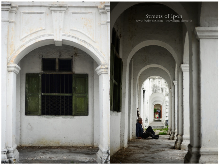 Photograph Streets of Ipoh by Fred Melot on 500px
