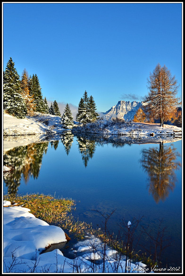 Photograph autumn reflections by Marco Vanzo on 500px