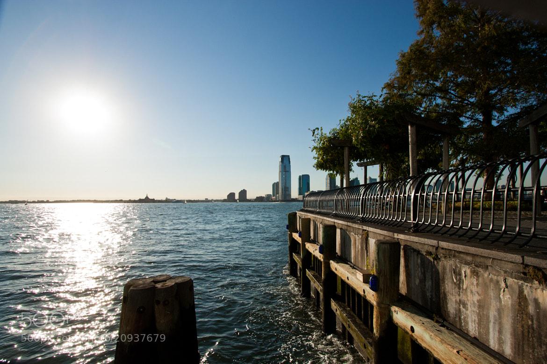 Photograph Jersey City by Enrique Gutierrez on 500px
