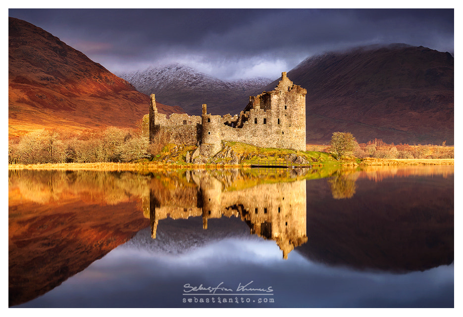 Photograph Kilchurn Castle by Sebastian Kraus on 500px