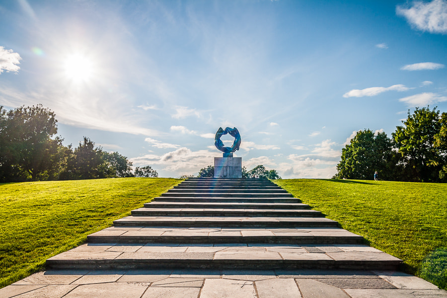 Photograph Vigeland (III) by Jose Agudo on 500px