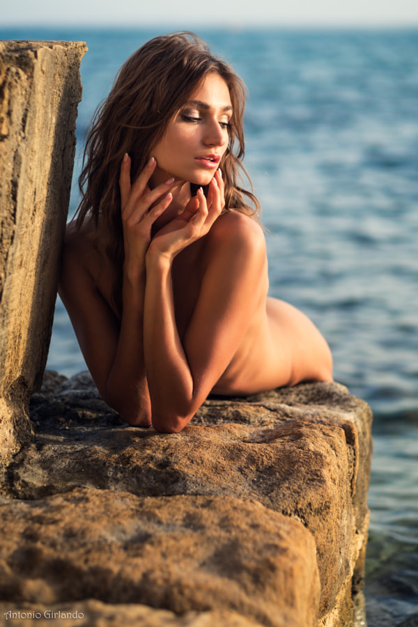Ilvy on the Rocks (11) by Antonio Girlando on 500px.com