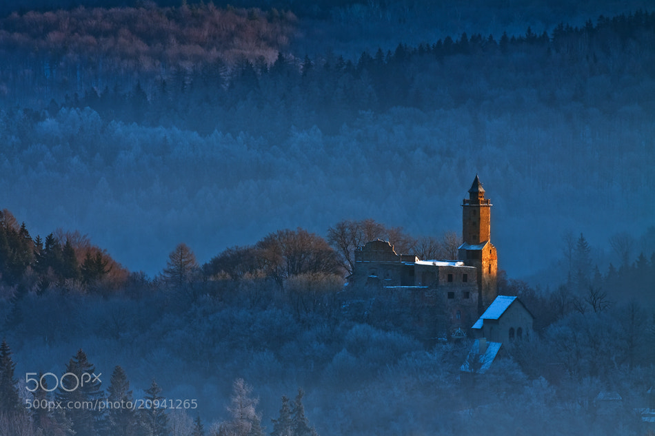 Photograph A Day in the Castle of Envy by Izabela & Dariusz Mitręga on 500px