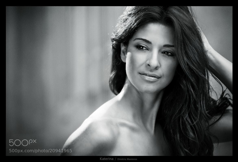 Photograph Katerina by dimitris manioros on 500px