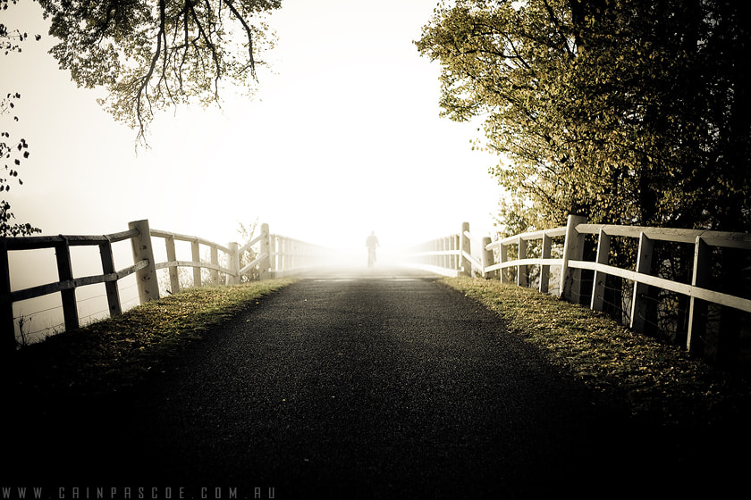 Photograph A Distant Figure by Cain Pascoe on 500px