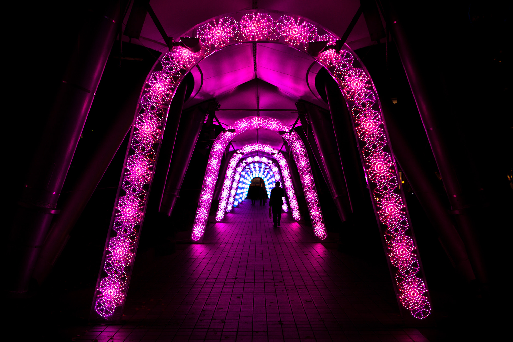 Photograph Light way by Structuresxx  on 500px