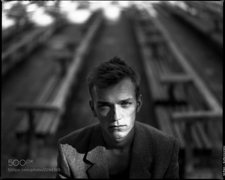 Photograph Anton Chehov by Sergei Sarakhanov on 500px