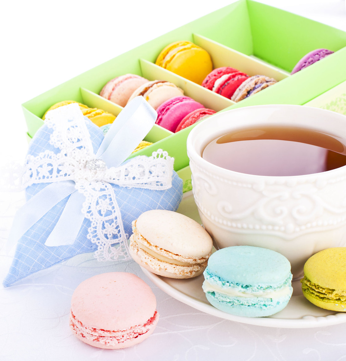 Photograph  colorful french macarons by Ilona Bardyshava on 500px