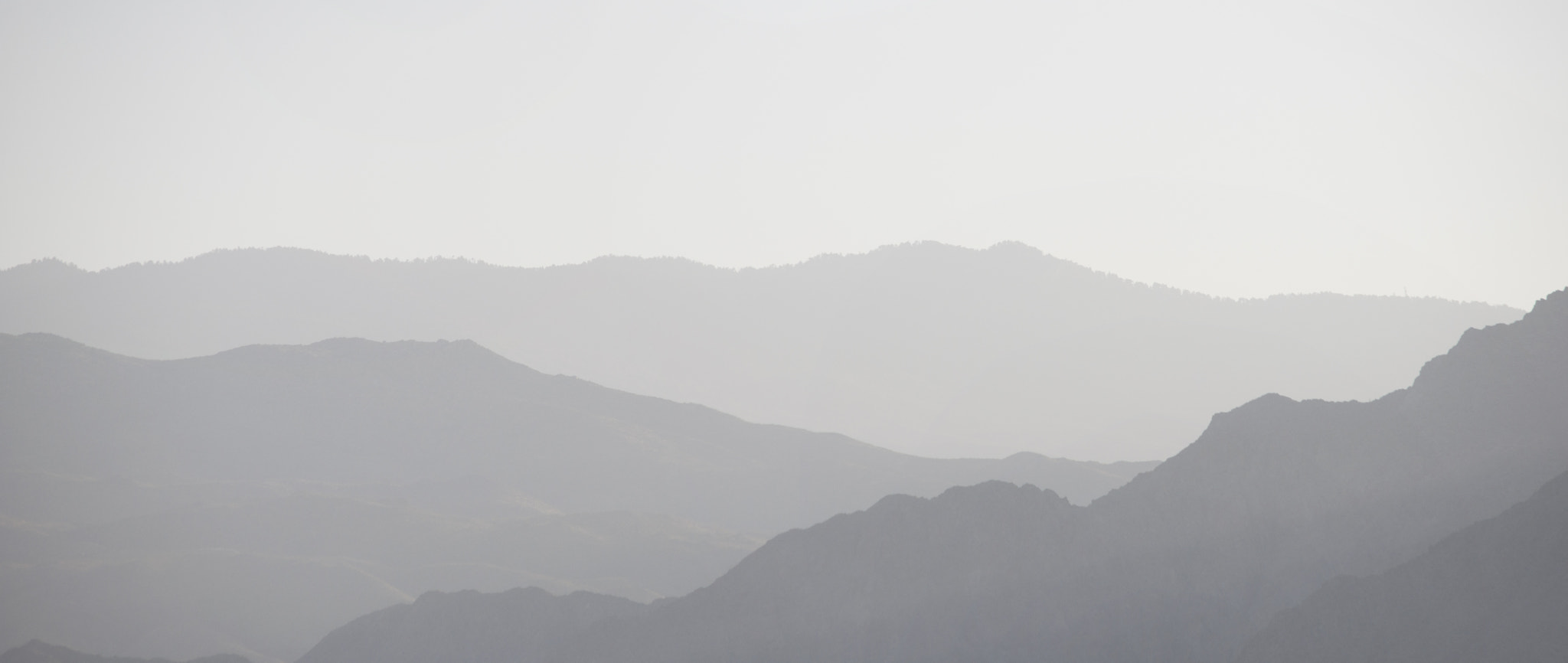 Photograph Layered Mountains by Chris Hogan on 500px