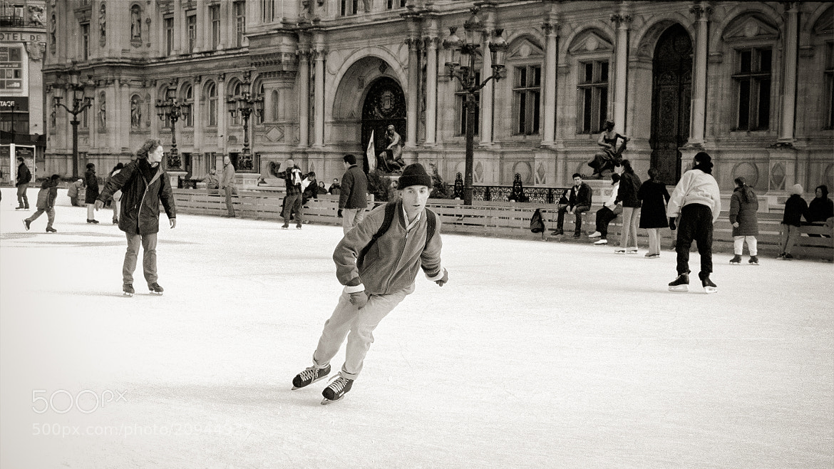 Photograph Parisian Skater by Gerry Walden on 500px
