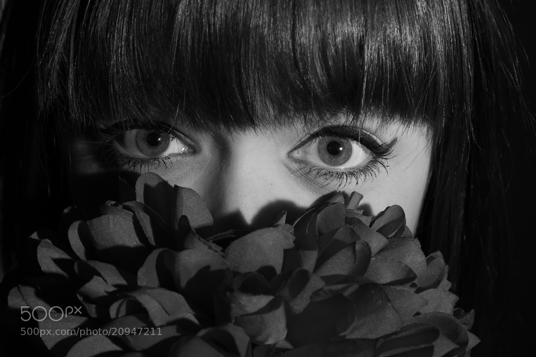 Photograph oh those eyes... by Monika Wadowska on 500px