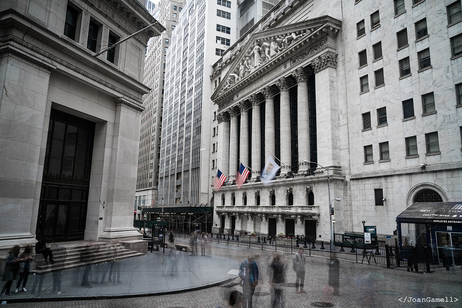 Wall St. ghosts