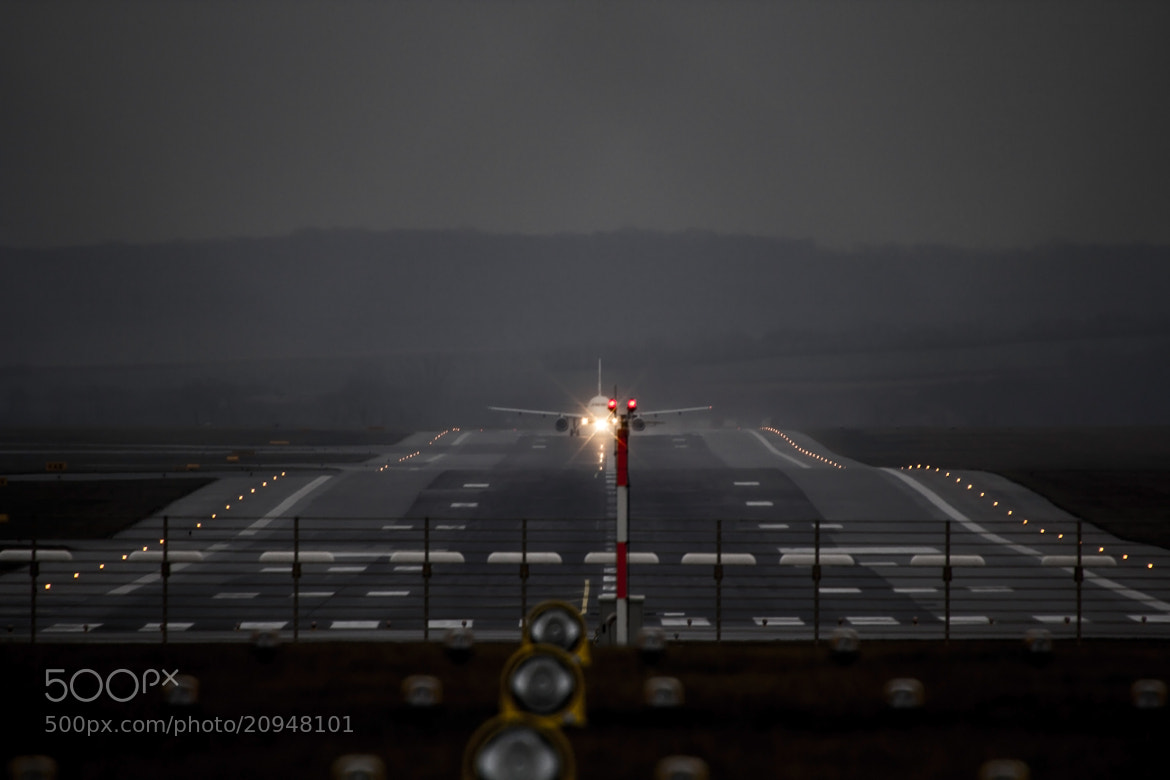 Photograph Takeoff by Tom  H. on 500px