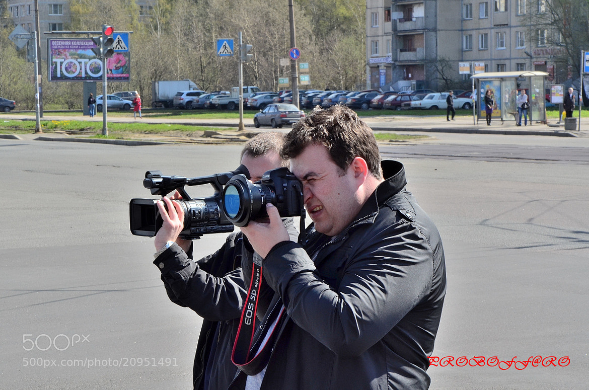 Photograph Colleagues by Rost Probof on 500px