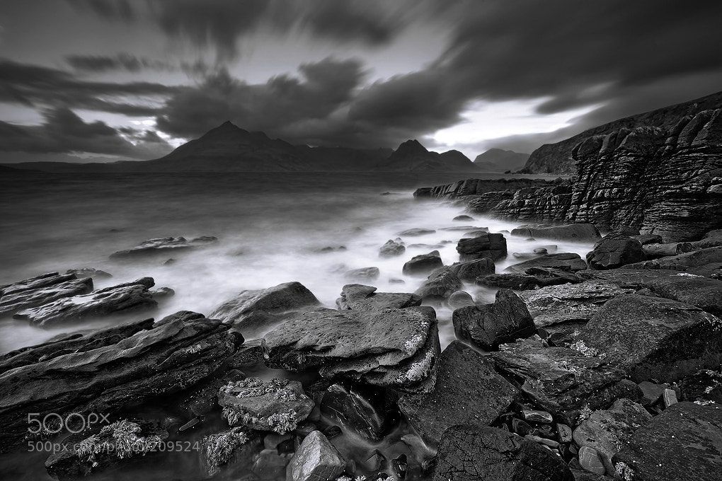 Photograph Elgol Storm by Phil  Morgan on 500px