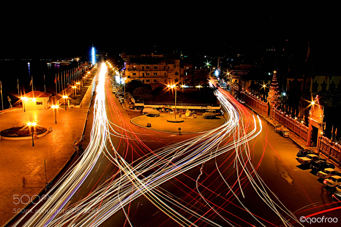 Photograph Night View by LANG SOLINA on 500px