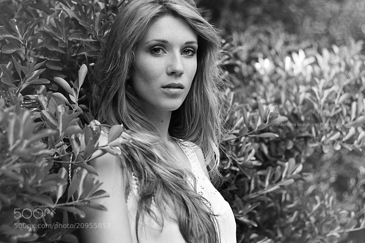 Photograph Laurie by Johana Marchand on 500px