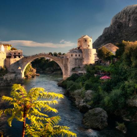 Puente de Mostar Bosnia